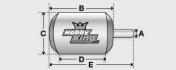 Бесколлекторный двигатель AX2308N 1100 kv Micro-фото 1