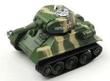 """Радиоуправляемый танк Т-34 серии """"микро""""-фото 1"""