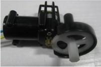 UDIRC Двигатель хвостовой с редуктором  к U12A/U12