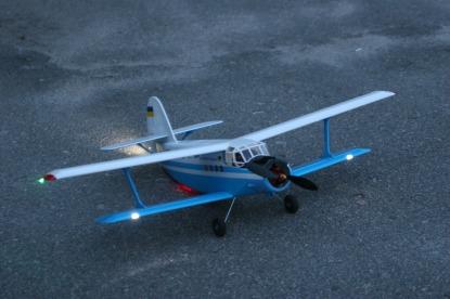 Радиоуправляемый самолет АН-2 KIT версия