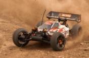 Модель багги HPI Trophy Buggy Flux-фото 3