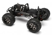 RTR HPI Savage X 4.6 yellow Nitro  4WD 2.4GHz-фото 5