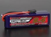 LiPo Аккумулятор Turnigy nano-tech 8400 mAh 3s 40-80C