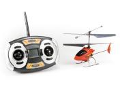 Радиоуправляемый вертолет Nine Eagle Solo 2.4 GHz (Red RTF)-фото 2