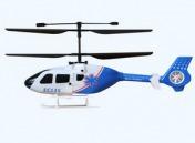 Вертолет Nine Eagle EC 135 2.4 GHz (Blue RTF Version)