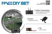 Комплект FPV оборудования Hubsan FPV DIY Kit