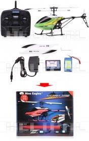 Вертолет Nine Eagle Solo PRO 228P 2.4 GHz-фото 1
