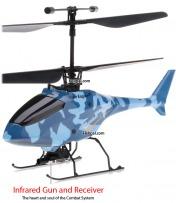 Вертолет Nine Eagles Combat Twister 2.4 GHz-фото 2
