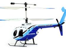 Радиоуправляемый вертолёт Xieda 9988 Police-фото 1