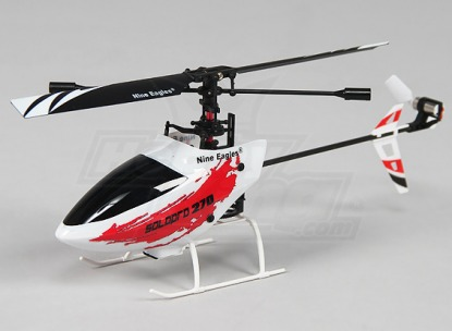 Вертолет Nine Eagle Solo PRO 270 2.4 GHz (Red RTF Version)