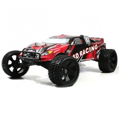 Автомобиль BSD Racing Brushless Truck 4WD 1:5 2.4GHz (RTR Version)