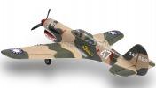 Радиоуправляемая модель копия  Curtiss P-40 Warhawk-фото 1