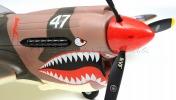 Радиоуправляемая модель копия  Curtiss P-40 Warhawk-фото 7