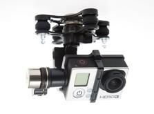 Комплект квадрокоптер DJI Phantom 2  +  трехосевой подвес Zenmus H3-3D-фото 5