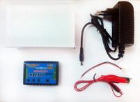 Зарядное устройство Po8er 20W 1.5A 10-15V с блоком питания 12V, 2.0A, 100-240V, 50/60Hz, 1.6A,
