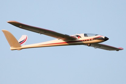 Радиоуправляемый планер ROC V-tail Glider 2200 мм ARF