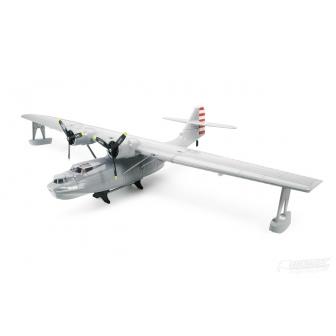 Радиоуправляемая модель- копия самолета- амфибии PBY Catalina (Каталина)