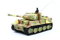 Танк микро р/у 1:72 Tiger со звуком!
