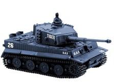 Танк микро р/у 1:72 Tiger со звуком!-фото 5