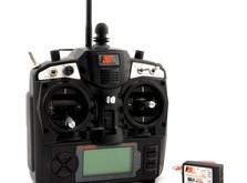 Аппаратура управления 9-канальная FlySky FS-TH9X 2.4GHz-фото 4