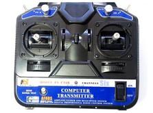 Аппаратура управления 6-канальная FlySky FS-CT6B-фото 2