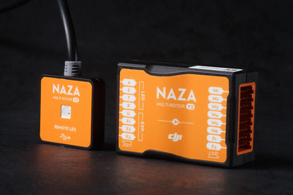 Полетный контроллер Naza-M V2