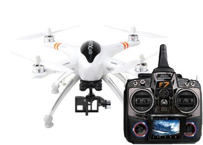 Квадрокоптер Walkera QR X350 Pro с GPS DEVO F7 и подвесом G-2D RTF