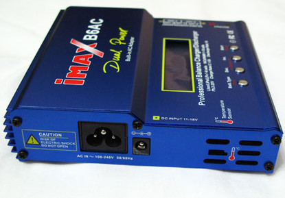 Зарядное устройство SkyRC iMAX B6AC 5A/50W с встроенным блоком питания