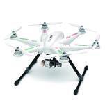 Гексакоптер Walkera TALI H500 полный комплект FPV камера iLook+ подвес G3-D монитор 5 Devo F12E