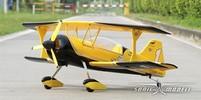 Самолет Sonic Modell Pitts Python V1 EPO 3D копия электро бесколлекторный 1400мм PNP