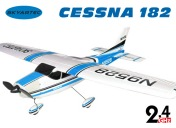Купить Модель самолета на радиоуправлении  Cessna 182 RTF 2,4Ghz SKYARTEC в Киеве, Харькове, Донецке, Львове , Одессе