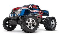 Монстр Traxxas Stampede  Brushless 4WD масштаб 1:10