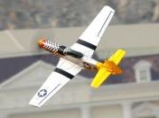 Cамолет на радиоуправлении Art-Tech P-51D Mustang 400CL-фото 7