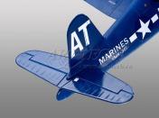 Радиоуправляемая модель самолета F4U Corsair 200CL 2.4GHz (RTF Version)-фото 2