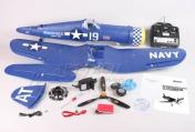 Радиоуправляемая модель самолета F4U Corsair 200CL 2.4GHz (RTF Version)-фото 4