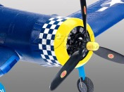 Радиоуправляемая модель самолета F4U Corsair 200CL 2.4GHz (RTF Version)-фото 6