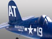 Радиоуправляемая модель самолета F4U Corsair 200CL 2.4GHz (RTF Version)-фото 7