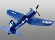 Радиоуправляемая модель самолета F4U Corsair 200CL 2.4GHz (RTF Version)-фото 13