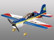 Радиоуправляемая модель пилотажного самолета  Art-Tech Як-54 2.4GHz RTF-фото 5