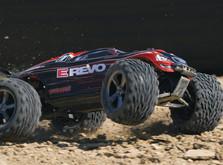 Автомобиль Traxxas E-Revo Monster 1:10 RTR-фото 1