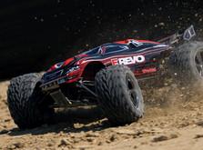 Автомобиль Traxxas E-Revo Monster 1:10 RTR-фото 2