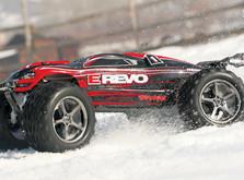 Автомобиль Traxxas E-Revo Monster 1:10 RTR-фото 3