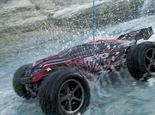 Автомобиль Traxxas E-Revo Monster 1:10 RTR-фото 5