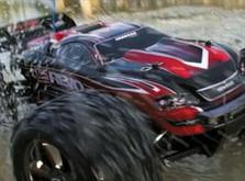 Автомобиль Traxxas E-Revo Monster 1:10 RTR-фото 6
