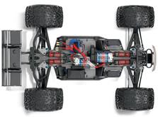 Автомобиль Traxxas E-Revo Monster 1:10 RTR-фото 7