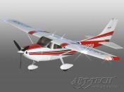Самолет на радиоуправлении Cessna 182 500CL 2.4GHz-фото 1