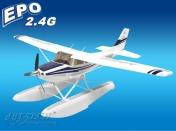 Радиоуправляемая модель самолета Cessna 182 500CL V2