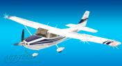 Радиоуправляемая модель самолета Cessna 182 500CL V2-фото 1