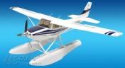 Радиоуправляемая модель самолета Cessna 182 500CL V2-фото 2