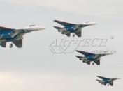 Радиоуправляемая модель реактивного самолета  Су-27 2.4GHz (RTF Version)-фото 7